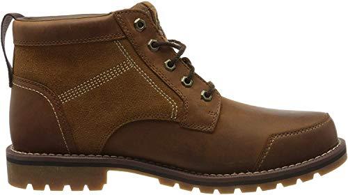 Timberland Larchmont Chukka, Men's Ankle Boots, Brown Medium Brown Nubuck, 9 UK (43.5 EU)
