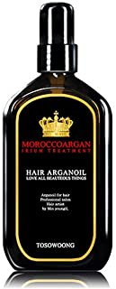 [TOSOWOONG] Morocco Argan Hair Oil 100ml