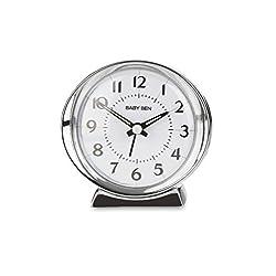 Traditional WestClox 1964 Baby Ben Classic Quartz Accuracy Battery Operated Alarm Clock
