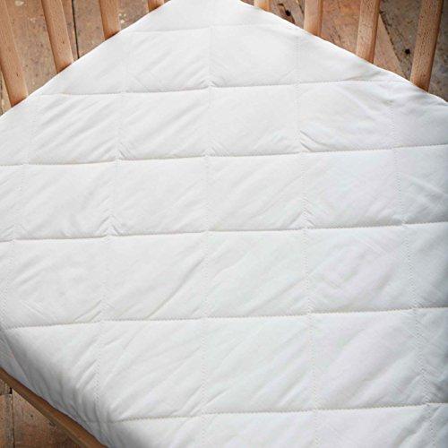 SOAK AND SLEEP Washable Absorbent Waterproof Mattress Pad - Superking