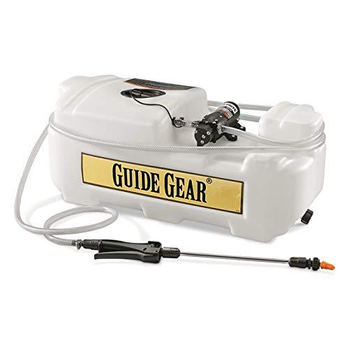 Guide Gear ATV Spot Sprayer, 8 Gallon, 1 GPM, 12 Volt