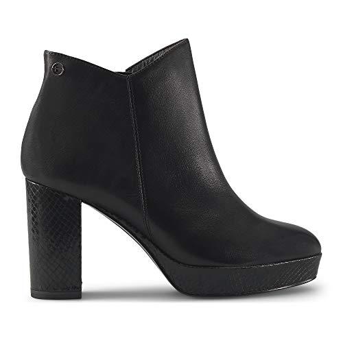 Tamaris dames laarzen 1.1.25074.23.001 zwart 717677