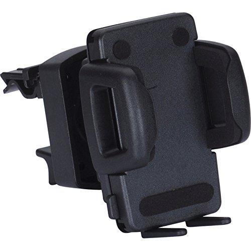 hr-imotion Universal Lüftungshalterung für alle Smartphones zwischen 42mm & 78mm Breite Made in Germany | 360 Grad drehbar | vibrationsfrei] - 22110001