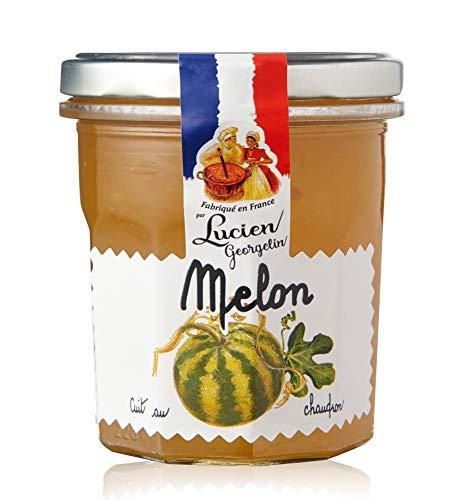 Lucien Georgelin Confiture de Melon 320g - Pack de 6