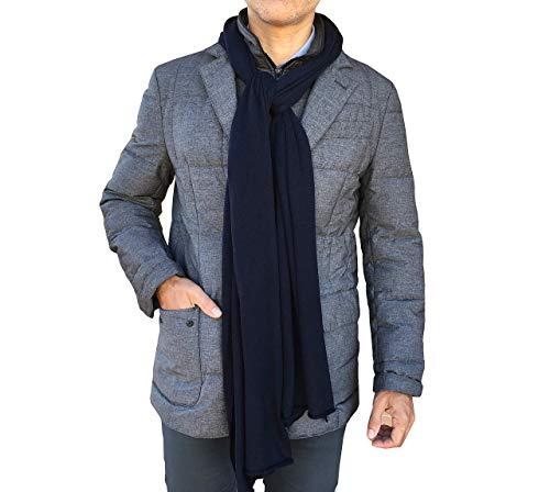 sciarpa 100% cashmere uomo cm 45 x 190, sciarpa uomo, sciarpe cachemire uomo, sciarpe uomo, cashmere uomo, cachemire per uomo