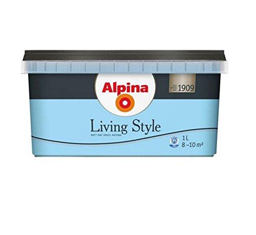 Alpina Living Style, 1 Liter, matt, happy blue