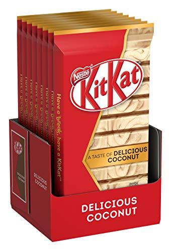 KitKat Nestlé A Taste Of Delicious Coconut, 8er Pack (8 x 112g)