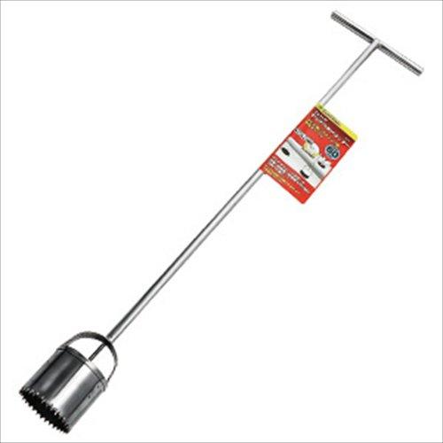 ガーデンヘルパー(GardenHelper) ステンレス ロングマルチ穴あけカッター60 HCL-60