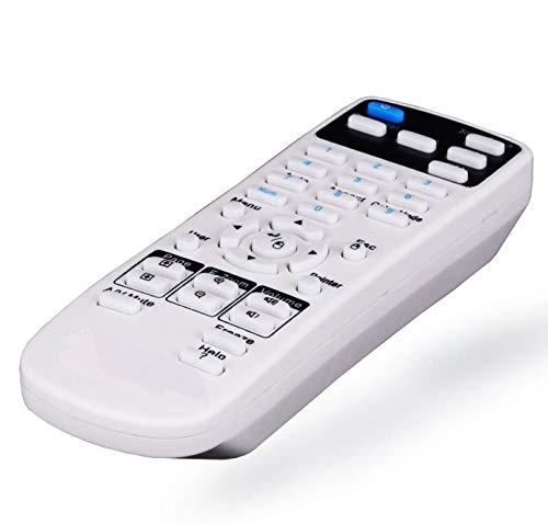 ELECTRON SELLER - Mando a Distancia Universal de Repuesto para proyectores Epson BrightLink 575Wi, 585Wi, 595Wi Bright Link