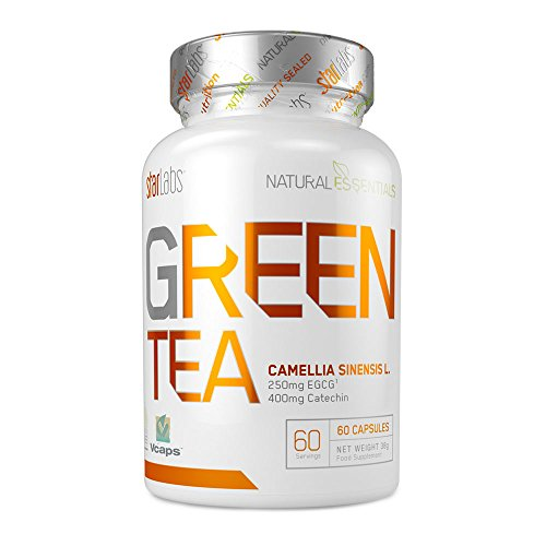 Starlabs Nutrition Green Tea - 60 Cápsulas
