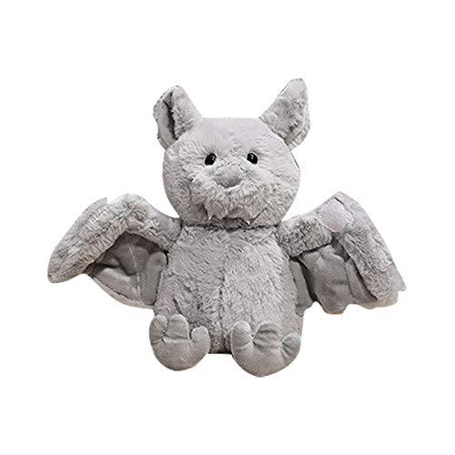 YueLove Halloween kleine Teufel Fledermaus Puppe Puppe Plüschtier lustige Kissen Kindertag Mädchen Geburtstagsgeschenk