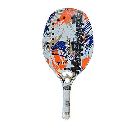 Max Beach Tennis MBT Racchetta Beach Tennis Racket X-Furious 2021