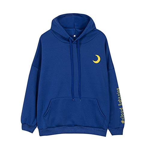 KUKICAT Damen Sweatershirt Groß Großer, Damen Herbst und Winter Plüsch Bestickter Pullover, Langarm Sweatshirt
