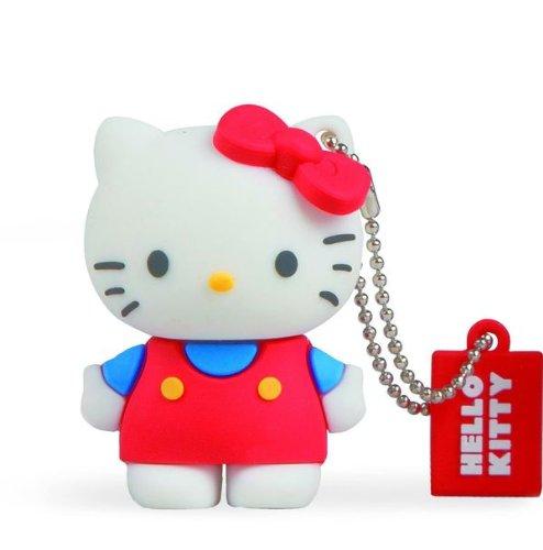 USB Stick 8 GB Hello Kitty Classic - Speicherstick Memory Stick 2.0 Original Hello Kitty, Tribe FD004403