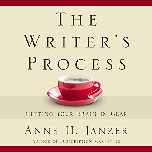 The Writer's Process audiobook cover art
