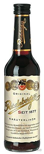 Radeberger Kräuterlikör 35% Alk.Vol. 0,35 Liter