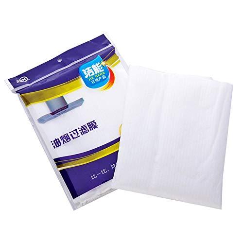 Sauberes Kochen Vlies Dunstabzugshaube Fettfilter Küchenzubehör Verschmutzungsfilter Mesh Dunstabzugshaube Filterpapier