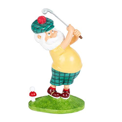 Gnolan the golfer