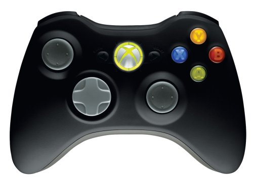 Xbox 360 Wireless Controller - Matte Black - http://coolthings.us