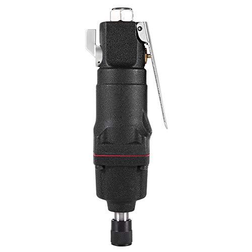 Herramientas neumáticas profesionales, 6 mm de diámetro 23 * 7 * 5 cm Control cómodo y antideslizante Medio automático con aleación de aluminio
