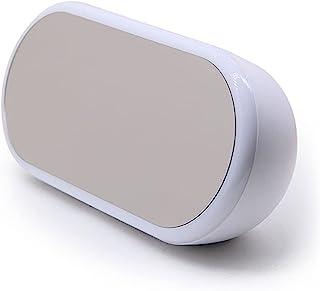 BT2280 Digital Alarm Clock Wireless Speakers with Large Number LED Display Dual Alarm Mirror Brightness Dimmer 24Hr Bedsid...