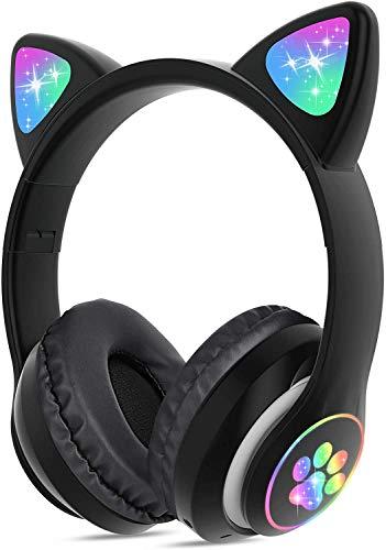 audífonos diadema con microfono de la marca LOLO