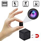 WEMLB Mini Hidden Camera - Dice Spy Cam - Home and Office Discreet Surveillance - Non-WiFi, 1080P HD Recording, Motion Detection - 32GB SD Card Included