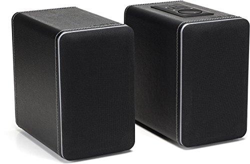 Jamo DS4 36W Schwarz - Lautsprecher (Verkabelt & Kabellos, 36 W, 50-20000 Hz, 8 Ohm, Schwarz)
