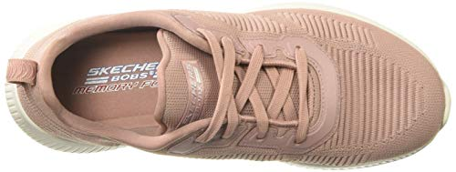 41Li5 lvHxL - Skechers Women's Bobs Squad-Tough Talk Sneakers