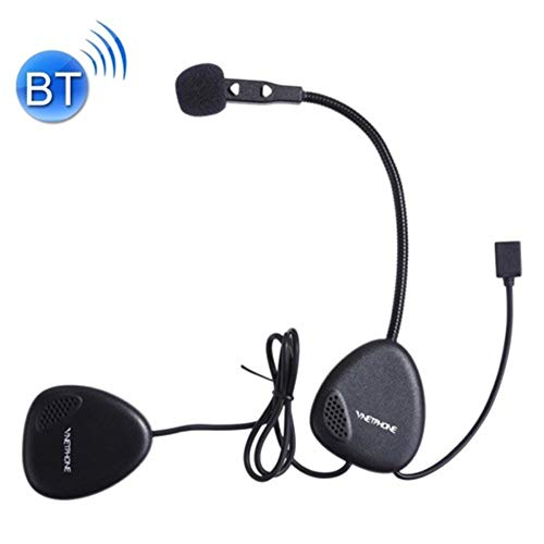 Best Review Of Walkie Talkies Stereo Music Binaural Headset Motorcycle Helmet Intercom Bluetooth Hea...