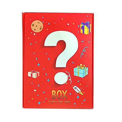 Boleyi Mystery Blind Box para Xiaomi Redmi Note 9 5G(Accesorios exclusivos) Girl