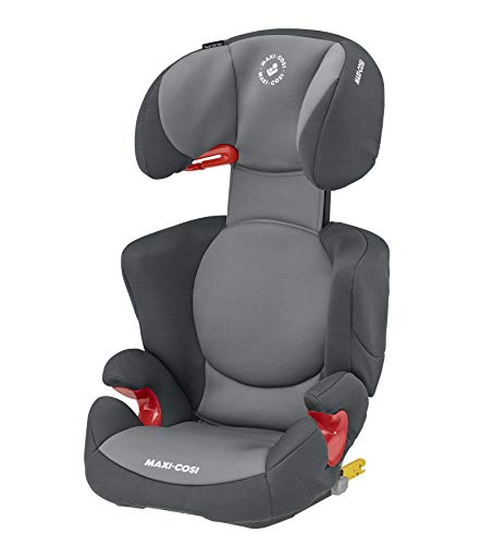 Maxi-Cosi Rodi XP FIX Autositz, ISOFIX Booster, Basic Grey, 5.038 kg