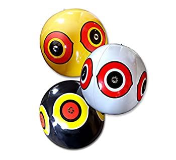 Scare Eye Balloon Bird Repellent: photo
