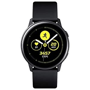 Fashion Shopping Samsung Galaxy Watch Active – 40mm, IP68 Water Resistant,