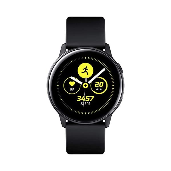 Fashion Shopping Samsung Galaxy Watch Active – 40mm, IP68 Water Resistant, Wireless Charging,