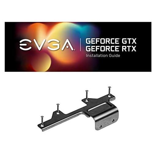 EVGA 10G-P5-3885-KR GeForce RTX 3080 XC3 Ultra Gaming, 10GB GDDR6X, iCX3 Refrigeración, ARGB LED, Placa Trasera de Metal 7
