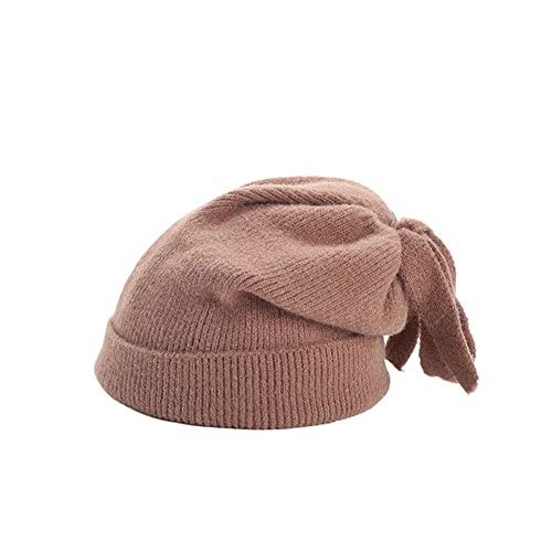 Sombrero Femenino Primavera y Verano Negro Baotou Gorra de Punto Moda seccin Delgada Transpirable Hip-Hop Sombrero Turbante-C2