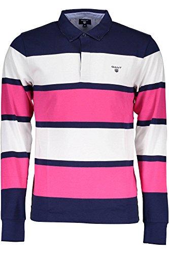 GANT 1701.215110 Polo shirt long sleeves Men ROSA 668 M