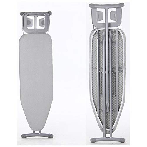 Z-Hawvii Z-W-Dong - Asse da stiro in metallo rinforzato, due misure, adatto per assi da stiro professionali, metallo, grigio, 119*30.5CM