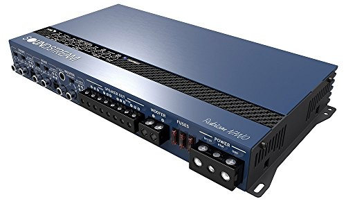 Soundstream RN5.2000D Rubicon Nano 2000W Class D 5-Channel Amplifier