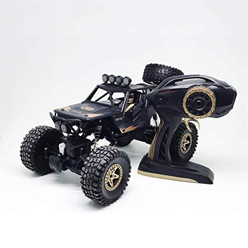 Coche teledirigido, coche todoterreno batería de larga duración escalada de coches de control remoto de coches de juguete, a 30 km / M de alta velocidad 4WD RC Drift Racing Cars con capacidad de ascen
