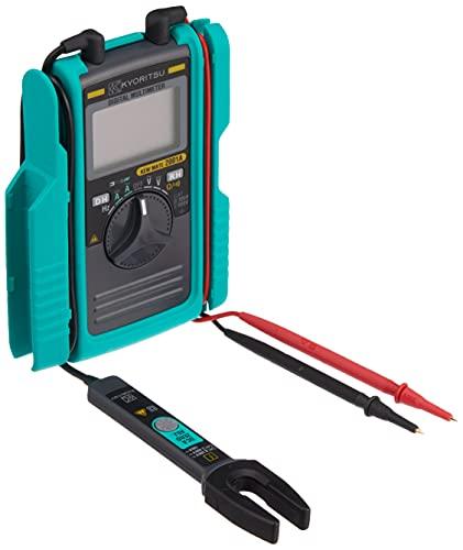 共立電気計器 (KYORITSU) 100A AC/DCクランプ付デジタルマルチメータ KEWMATE 2001A