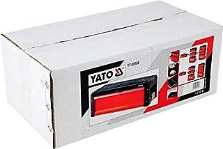Yato YT-09108 gereedschapskist, zwart/rood