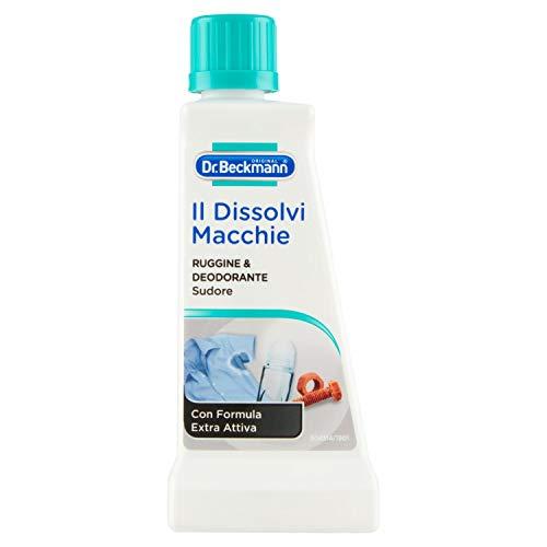 Dr. Beckmann–Disuelve las manchas de óxido y desodorante, 50ml