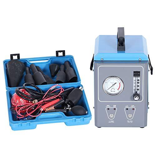 Detector de humo automático, máquina de humo EVAP, detector de humo automático Probador de tuberías de diagnóstico de fugas de gas del vehículo Máquina de fugas de gas del motor EVAP