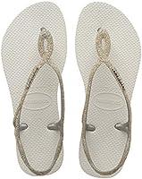 Havaianas Hav Luna Premium White, Sandali Donna