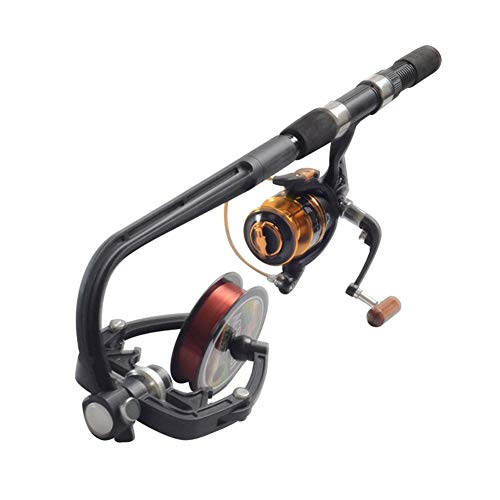 Super Value! - Fishing Line Spooler, Fishing Line Winder Spooler, Fishing Reel Spooler Machine, Line Spooler for Spinning Rreels and Baitcaster,Spinning Reel System,Fishing Accessories