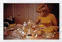歌手 シルヴィ・バルタン Sylvie Vartan 写真/フォト(小) Portrait Photograph 51A シルビー・ヴァルタン in New York