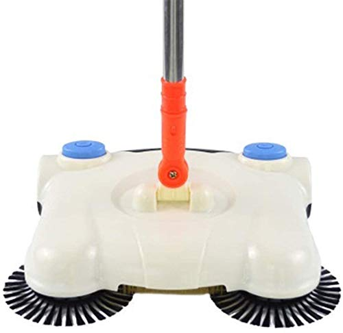Perfect Zhoumei Hand duw veegmachine thuis magische bezem stofzuiger