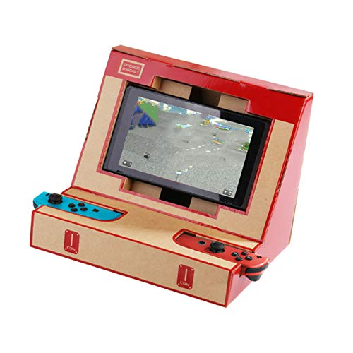 Goolsky LABO NS Switch Case DIY Kartonhalter Arcade Halterung für Nintendo Switch